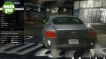 Mod Bentley Continental GT 2012 v.1.1 para GTA V de PC 14