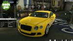 Mod Bentley Continental GT 2012 v.1.1 para GTA V de PC 28