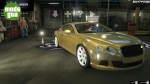 Mod Bentley Continental GT 2012 v.1.1 para GTA V de PC 42