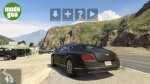 Mod Bentley Continental GT 2012 v.1.1 para GTA V de PC 5