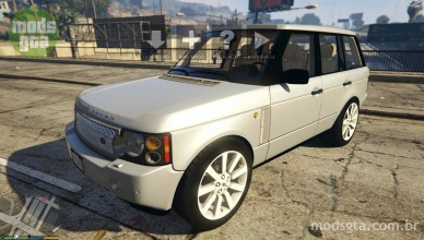 Land Rover Range Rover SuperCharged para GTA V 2