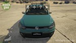 Volkswagen Saveiro G6 Cross para GTA V 1