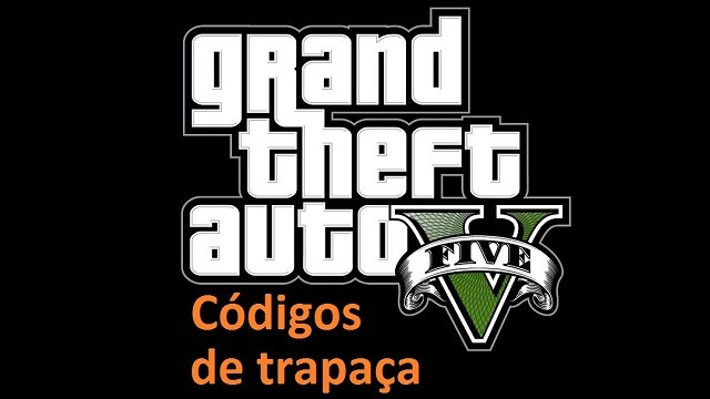 Códigos do GTA 5